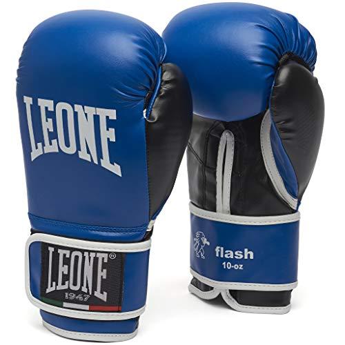 Mejores Guantes de boxeo 10 Onzas - Leone 1947