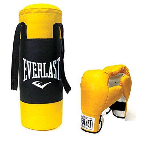 Everlast guantes de boxeo saco de arena...