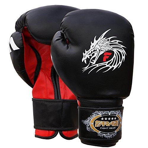 Mejores Guantes de boxeo 8 Onzas - Faribi