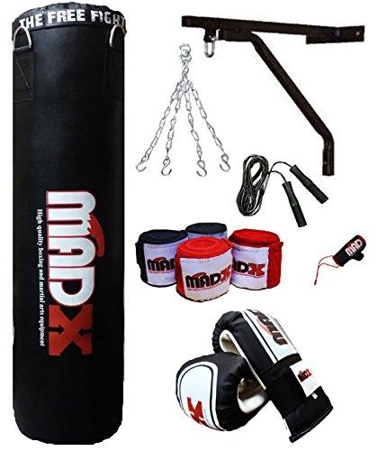 Mejor Saco de boxeo con soporte - MADX