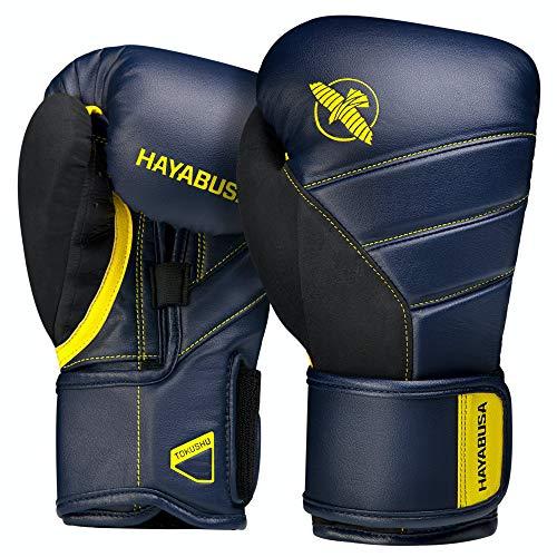 Hayabusa - Guantes de boxeo T3, 12oz,...
