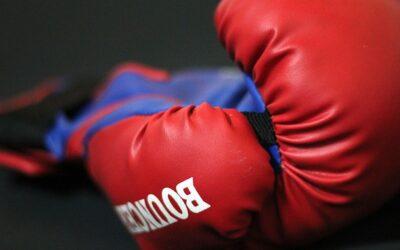 Guantes de boxeo 8 onzas
